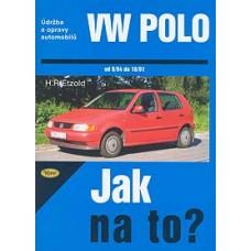 VW POLO • 9/94 - 10/01 • Jak na to? č. 46