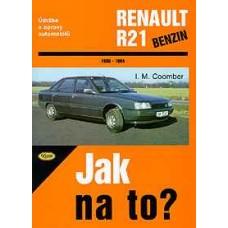 RENAULT 21 benzin • 1986 - 1994 • Jak na to? č. 51