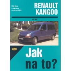 RENAULT KANGOO  • od 1997 • Jak na to? č. 79