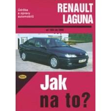 RENAULT LAGUNA • 1994 - 2000 • Jak na to? č. 66
