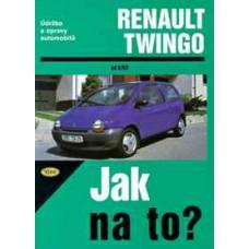 RENAULT TWINGO • od 6/93 • Jak na to? č. 44