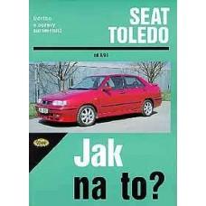SEAT TOLEDO • od 9/91 • Jak na to? č. 34