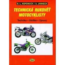 Technická rukověť motocyklisty • SLEVA •