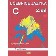 Učebnice jazyka C - 2. díl • SLEVA •