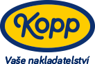 Výsledek obrázku pro kopp vydavatelství logo